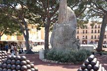 Apotheosa Monaca, Monaco-Ville, Monaco