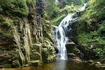 Kamienczyk Waterfall, Szklarska Poreba, Poland