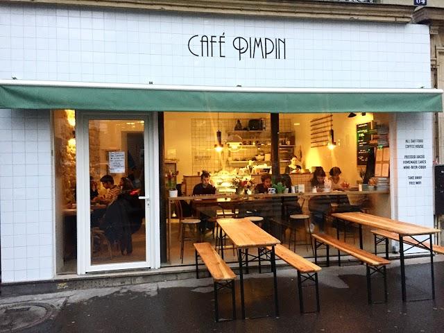 Cafe Pimpin