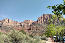 Zion Canyon Visitor Center, Springdale, United States