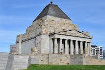 Shrine of Remembrance, Melbourne, Australia