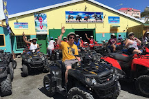Solid ATV Scooter Rental, Philipsburg, St. Maarten-St. Martin