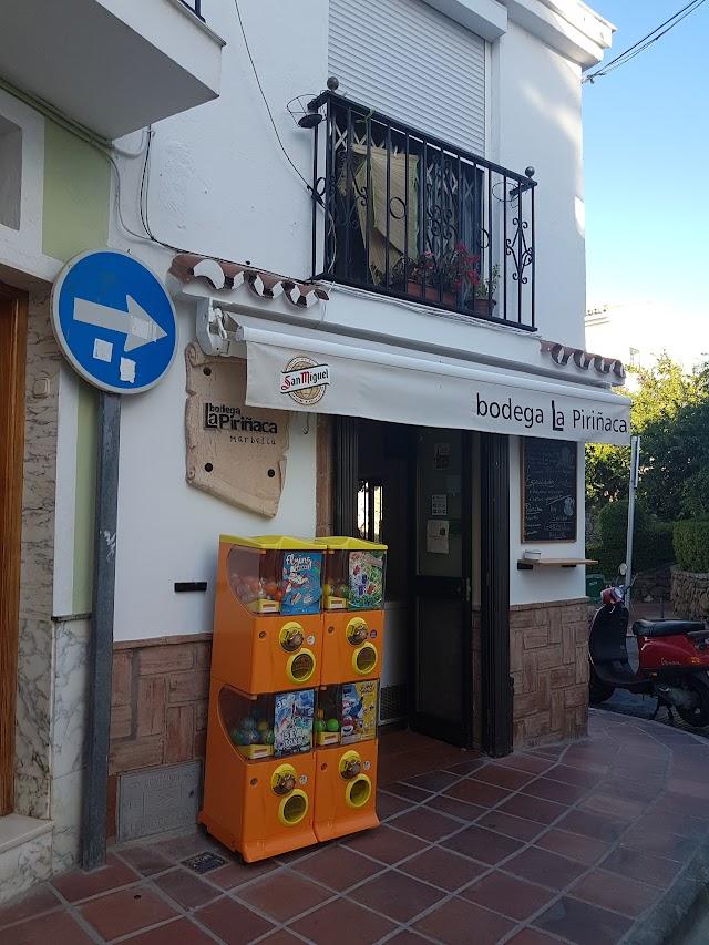 Bodega La Piriñaca