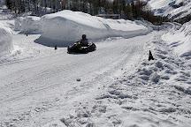 Ice Kart Cervinia, Breuil-Cervinia, Italy