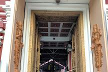 Paramekavu Bhagavathy Temple, Thrissur, India