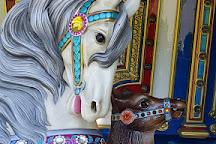 Boston Common Carousel, Boston, United States