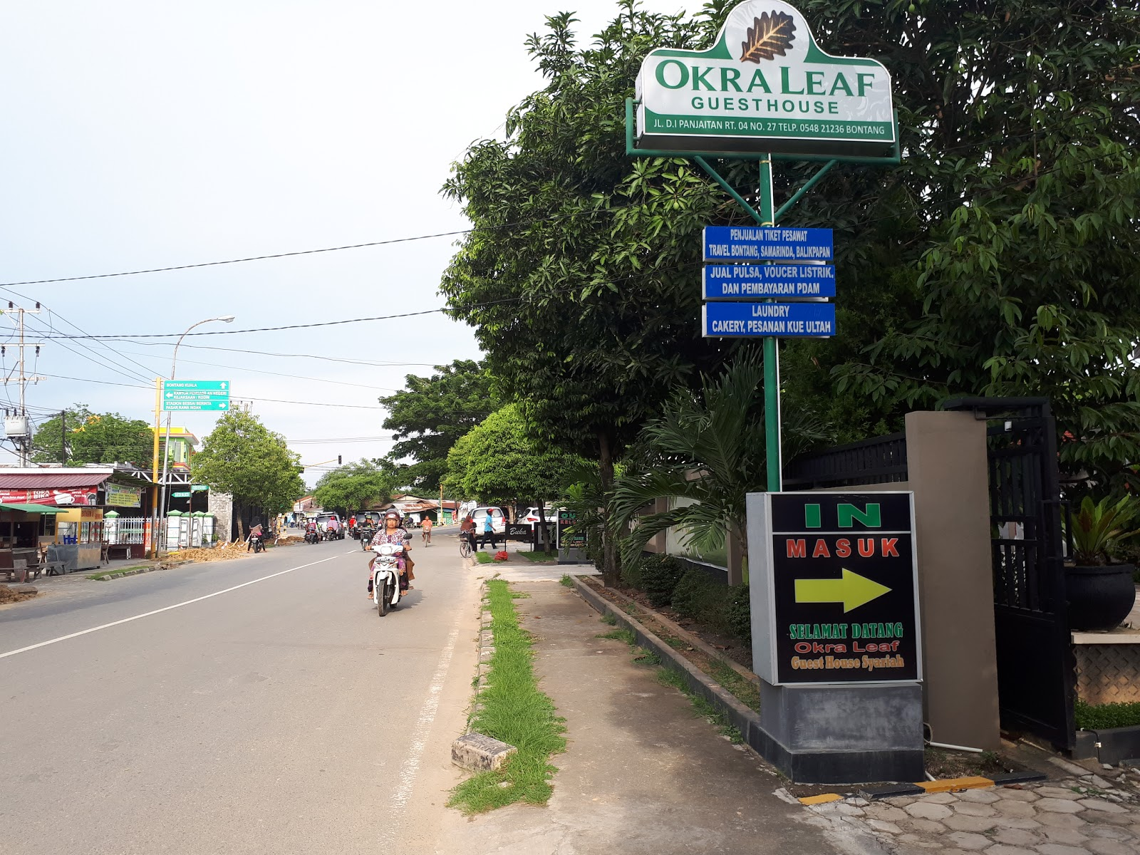 Terima Kost Bontang Indonesia Tripcarta