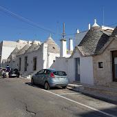 Автобусная станция   Alberobello