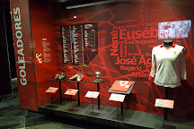 Museu Benfica - Cosme Damiao, Lisbon, Portugal