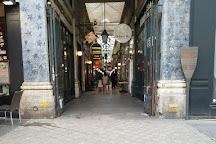 Passage Jouffroy, Paris, France