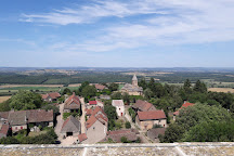 Chateau de Brancion, Martailly-les-Brancion, France