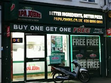 Papa John's Pizza london