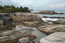 Pantai Rambak, Sungailiat, Indonesia