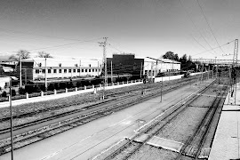 Железнодорожная станция  Ganja