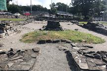 Ruins of Clemenskirken, Oslo, Norway
