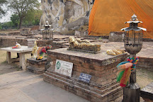 Temple of the Reclining Buddha (Wat Lokayasutharam), Ayutthaya, Thailand