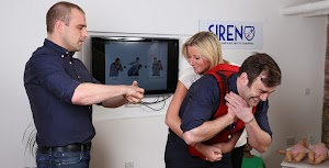 Siren Training - First Aid and Fire Safety Training