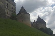 Château de Biron, Biron, France