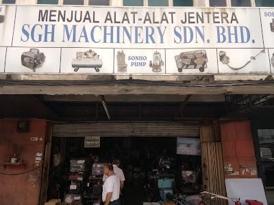 SGH Machinery Sdn. Bhd.