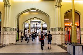Железнодорожная станция   Dworzec Główny PKP 05