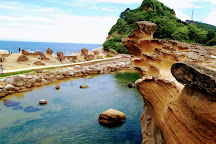 YehLiu Geopark, Wanli, Taiwan