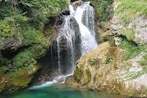 Vintgar Gorge (Soteska Vintgar), Bled, Slovenia