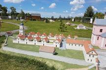 Park Miniatur Zabytkow Podlasia, Hajnowka, Poland