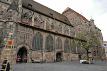St. Lorenz Church, Nuremberg, Germany