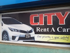 City Rent A Car Sialkot