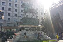Trg Republike, Belgrade, Serbia