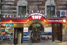 Overseas Tourism, Istanbul, Turkey