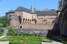 Musee Toulouse-Lautrec, Albi, France