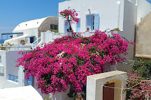 Mnemossyne Gallery, Oia, Greece
