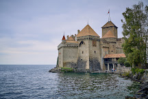 Chateau de Chillon, Veytaux, Switzerland