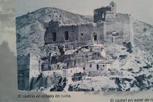 Castillo de Petrer, Petrer, Spain