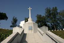 Stanley Military Cemetery, Hong Kong, China