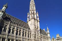 Hôtel de Ville de Bruxelles, Brussels, Belgium