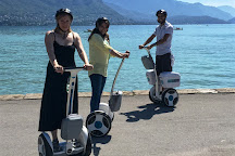 Eco-Gyrobot, Annecy, France