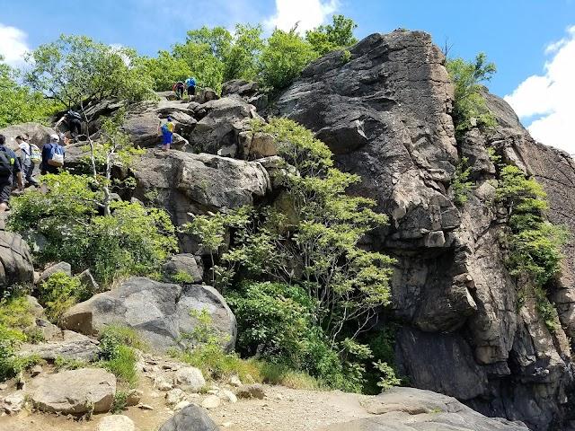 Breakneck Ridge Trailhead