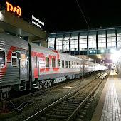 Железнодорожная станция  Rostov Gl