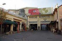 Marche Paul Bert Serpette, Saint Ouen, France