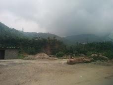 Muslimabad Barrier abbottabad