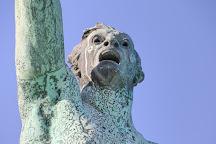 Monument aux Heros de la Mer, Marseille, France