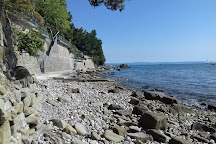 Spiaggia Naturista Liburnia, Duino Aurisina, Italy