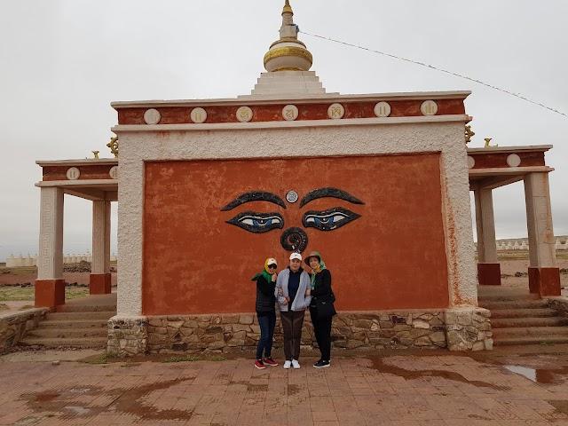 Khamariin Khiid Monastery