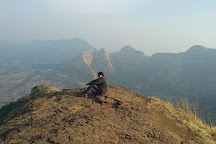 Porcupine Point (Sunset Point), Matheran, India