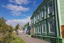 V. Lenin's House Museum, Ulyanovsk, Russia