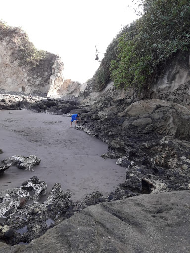 Karangnini Surf Forecast : karangnini, forecast, Karang, Beach,, Pangandaran, DestiMap, Destinations