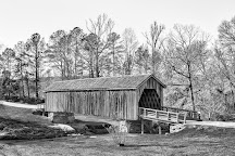 Auchumpkee Creek Covered Bridge, Thomaston, United States