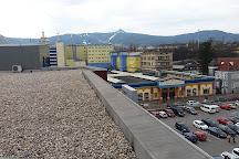 iQLANDIA, Liberec, Czech Republic